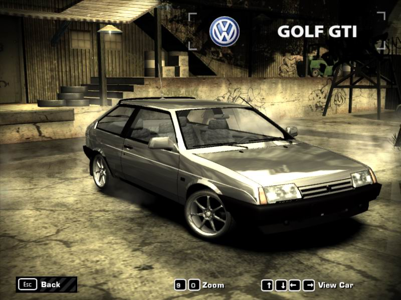 Скачать игру Need For Speed Most Wanted 2005 с торрента